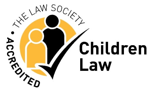 Accredited by The Law Society in Children Law